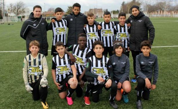 Les U13 Label d'un Chassieu-Décines FC qui a ralisé le carton plein le week-end dernier