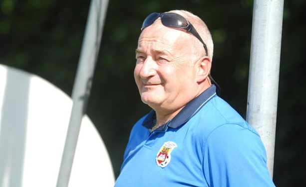 Jean-Jacques Giraud peut avoir le sourire.... Son club va enfin avoir un outil pour se développer.