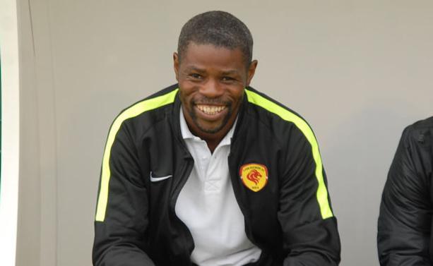 Ludo Assemoassa, l'entraîneur de Lyon-Duchère AS B