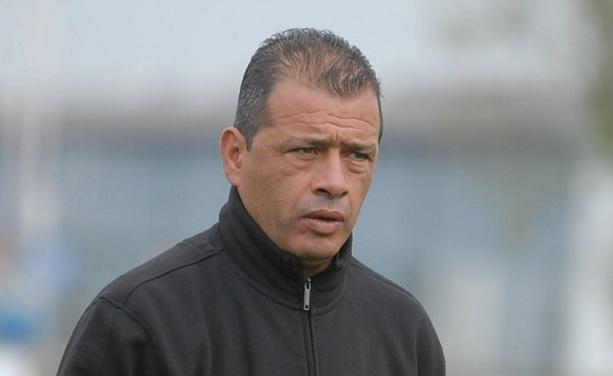 Nacer Bechoua, l'entraîneur de l'US Meyzieu