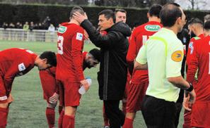 L'élimination en coupe contre le GF38 la saison dernière, un souvenir cruel