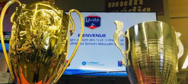 LAuRA Coupe - On connait les affiches des demi-finales