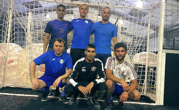 Olympique Foot Five