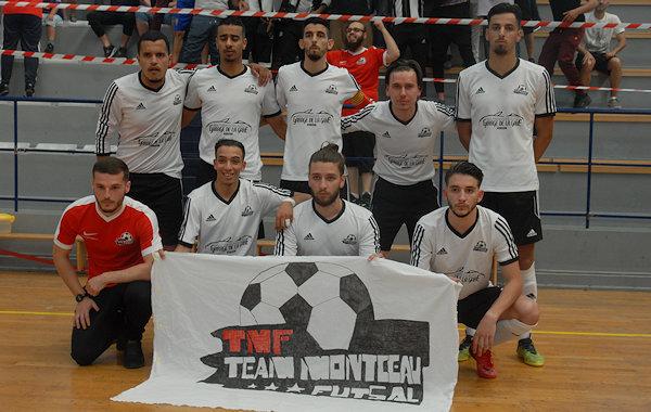 Montceau Futsal Team