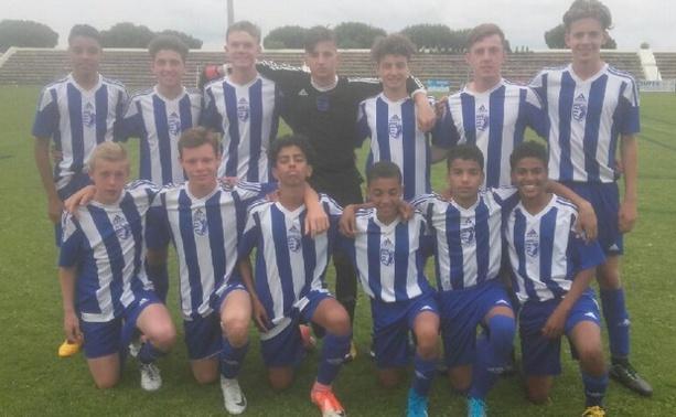 Les ECHOS des CLUBS - Les U15 du FC MIONS affolent les compteurs