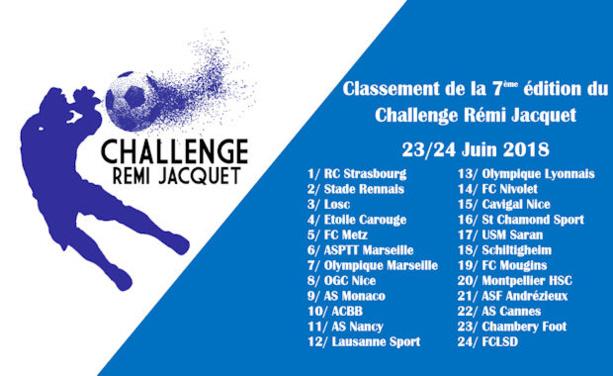 Challenge U12 Rémi JACQUET - L'ALSACE prend le pouvoir, La BRETAGNE reviendra