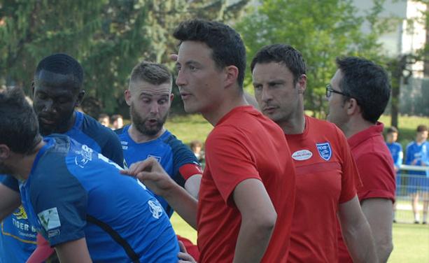 Laurent Combarel quitte les U17 Nationaux du FC Villefranche