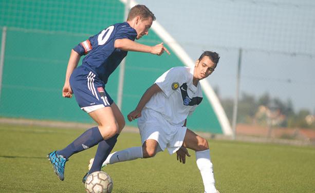 Thibault Lardière et Richard Aoudia seront de nouveau sous la même tunique puisque le deuxième revient au FC DOMTAC cette saison