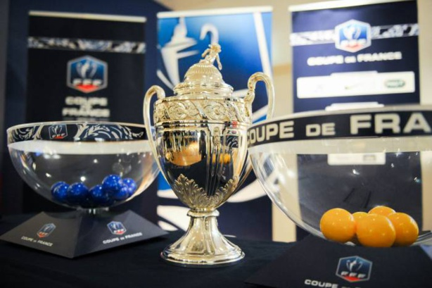 Officiel - Découvrez les affiches du deuxième tour de la Coupe de France