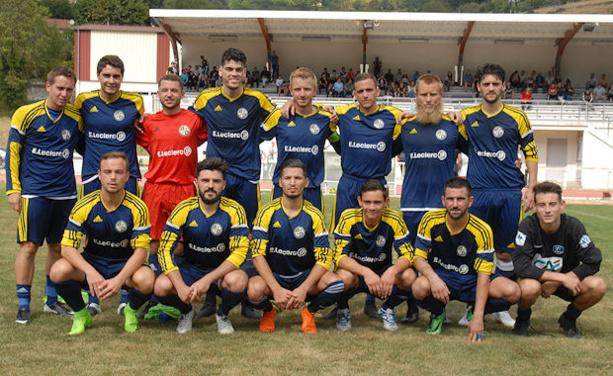 FC Pontcharra Saint-Loup