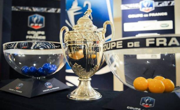 Coupe de France - Le troisième tour en Direct Live Commente