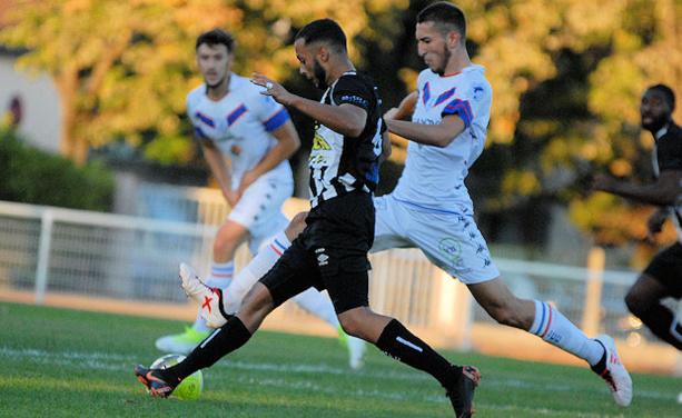 R2 – Deux points de perdus pour la CHASSIEU-DECINES FC, deux de gagnés pour le FC CHARVIEU
