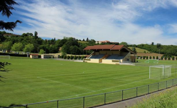 Le stade du malissol est resté vide dimanche dernier