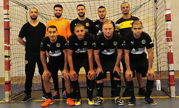 Le FC Chavanoz n'a pas fait dans le détail contre Picasso Echirolles