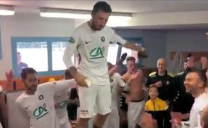 Cyril Badoil et le FC Val Lyonnais seront au sixième tour de la Coupe de France pour la première fois de leur histoire.