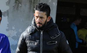 Kamel Souiri, l'entraîneur des U19 du FC Vaulx
