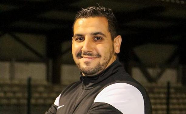 Mohamed Cheriti (entraîneur FC Vaulx B)