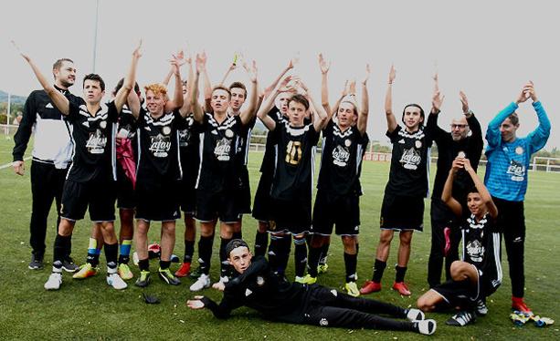 Les U19 du CS Méginand voudront continuer la fête en Gambardella