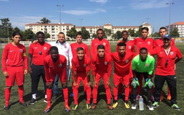 U19 R1 - Le FC VENISSIEUX pas payé