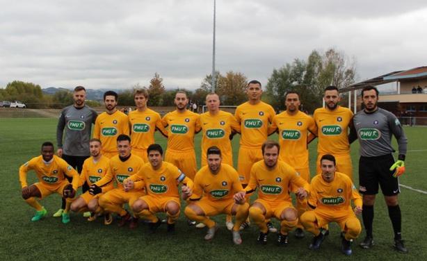 Coupe de France - Le FC VAL LYONNAIS au septième ciel !