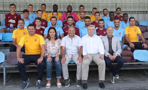 FC Bourgoin (crédit photo FCBJ)