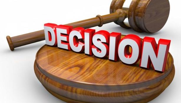 Decision - L'AS MANISSIEUX sanctionnée
