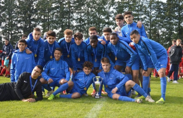 Coupe Interdistrict U15 - RÉSULTATS, CLASSEMENT final, le RHONE vainqueur