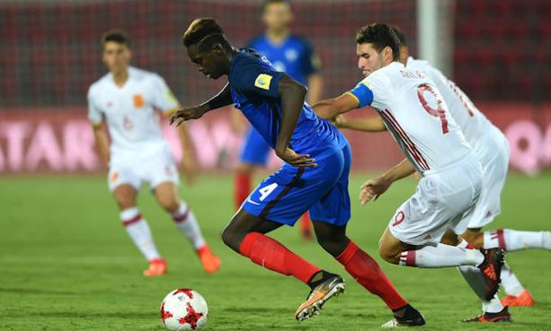 OL INFO - Quatre U19 en bleu
