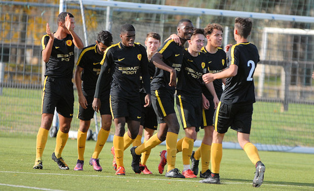 Gambardella CA U19 – Deux minutes fatales au FC VILLEFRANCHE, la DUCH continue