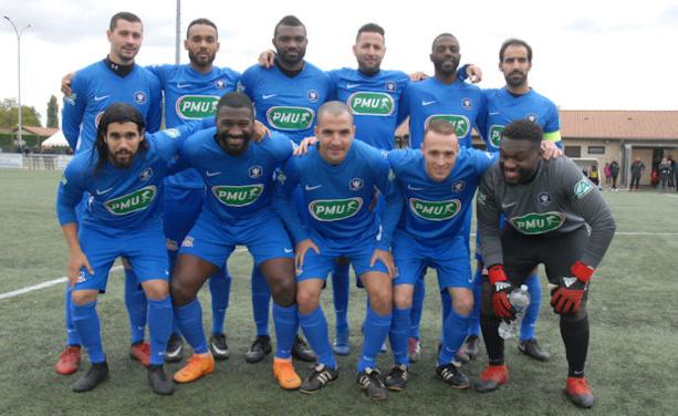 Coupe de France - Le CHASSIEU DECINES FC sans complexe
