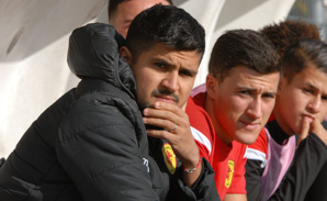 Salah Miloudi, l'entraîneur de Lyon-Duchère AS, a du mal a digérer.