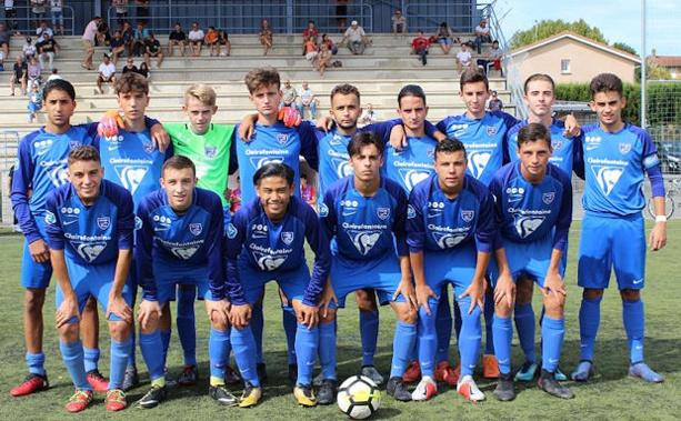U17 Nationaux - Le FC VILLEFRANCHE n'a plus le choix.