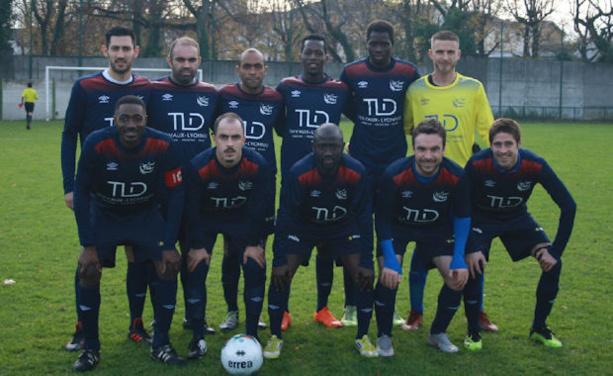 Foot Entreprise - Ca passe pour LYON-METROPOLE Sport