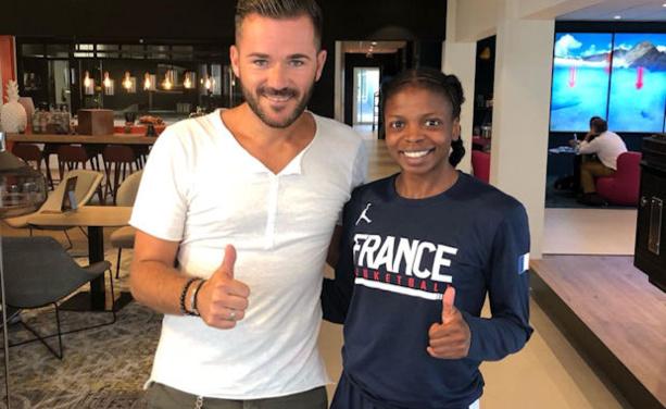Olivia Epoua (équipe de France de basket)