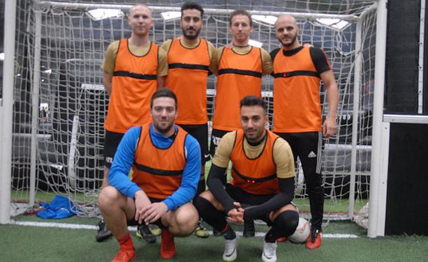 Genoble Soccer5