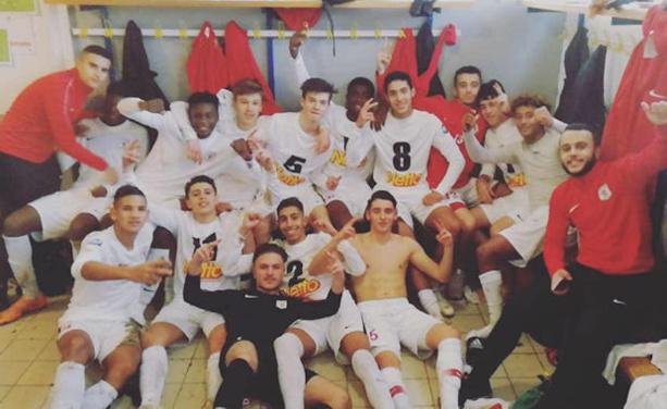 U17 Nationaux - Le DERBY et le TITRE pour le FC LYON