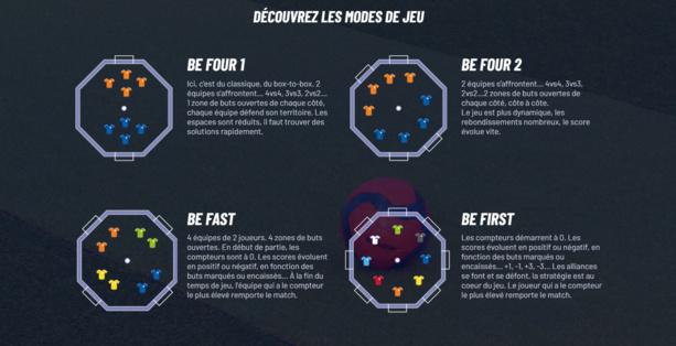 Nouveau - Le FACTORY SPORT GAMES de CHAZAY innove avec le... SWIFTBALL !