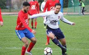 Coupe du Rhône - La loi du plus fort entre le FC DOMTAC et le FC VENISSIEUX
