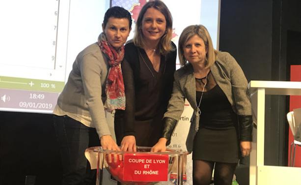 Coupe du Rhône Féminine - Découvrez le tirage des 8èmes de finale