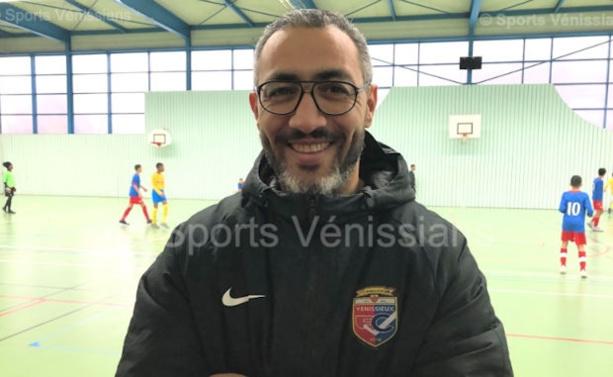 """FC Venissieux - Saïd NOURI : """"On pourrait monter à 850 enfants..."""""""