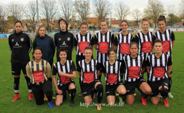 Féminines - Les filles du CHASSIEU-DECINES FC aiment toujours les Coupes