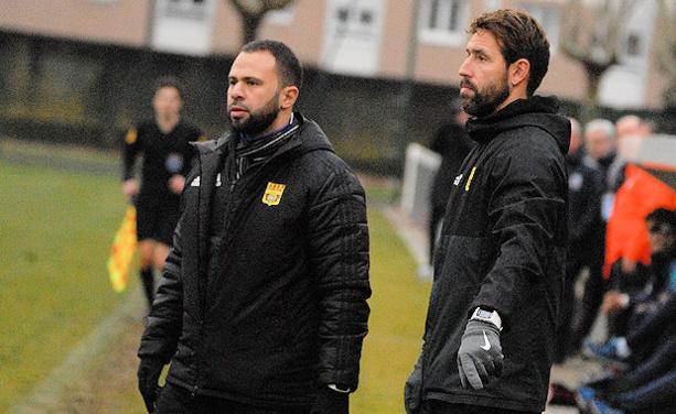 Samir Ghemmazi et Mickael Napoletano... en route pour un nouvel exploit ?