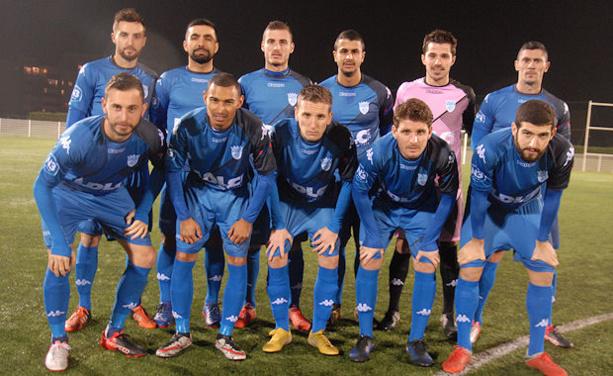 FC LIMONEST-SAINT-DIDIER - Le GROUPE pour la réception du FC BOURGOIN