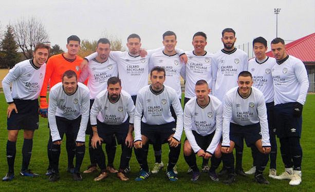 Et de neuf victoire consécutives en championnat de D2 pour l'ES Genas.