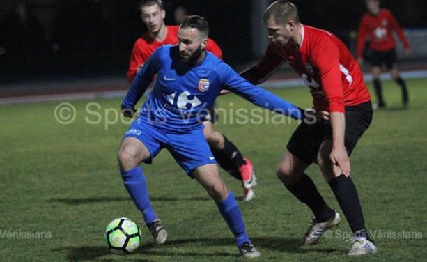 Coupe LAuRA Foot - Le FC VENISSIEUX trop généreux, l'AS MISERIEUX-TREVOUX en profite