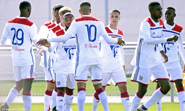 Youth League U19 - L'OL en huitième