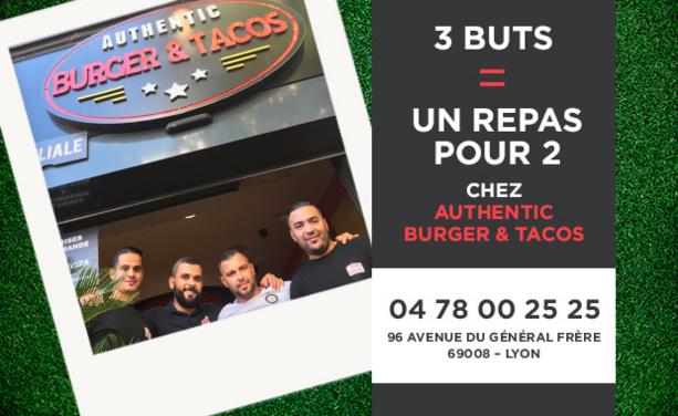 Challenge Authentic Burger&Tacos (Buteurs R3) - Le point avant la reprise, trois devant