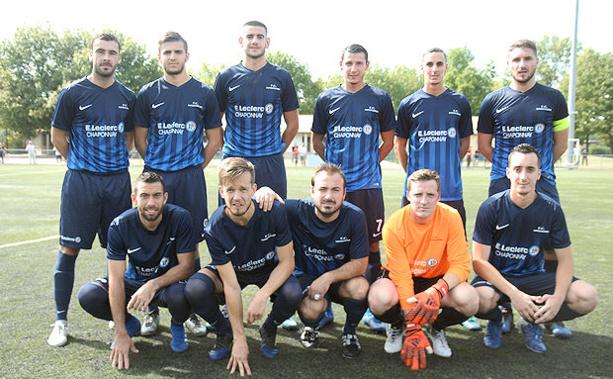 R3 - Un derby qui va valoir cher pour le FC CHAPONNAY-MARENNES