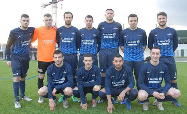 FC Chaponnay-Marennes