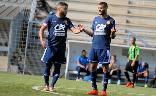 El Bachiri et Boukhriss auront un coup à jouer chez le leader